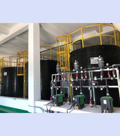 次氯酸钠投加系统