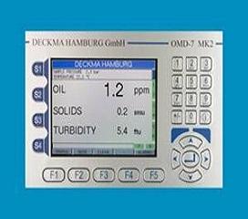 OMD-7MKII多功能油份监测仪
