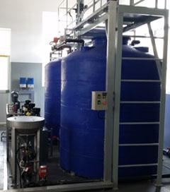 高錳酸鉀投加系統